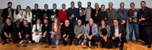 GENTE Los Premios LUX 2016 celebran su XXIV edicion y se consolidan como los premios de fotografia profesional mas importantes de Espana